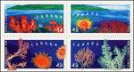 Corals - Canada-Hong Kong, China Joint Issue